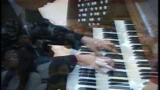 시온성과 같은 교회 찬송가오르간변주 홍현일연주 Austrian Hymn John Hong Organ