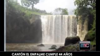 CANTÓN EL EMPALME CUMPLE 44 AÑOS DE CANTONIZACIÓN