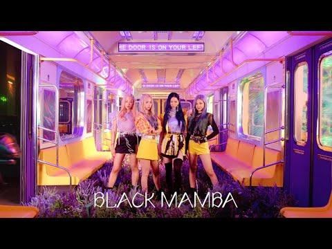 aespa 에스파 'Black Mamba' MV [All Teaser Mix]