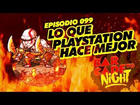 Lo que PlayStation hace MEJOR - BarcadeVG Night 099