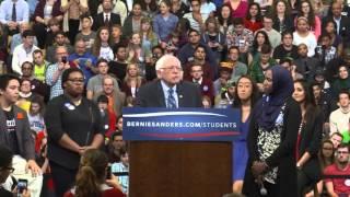 Donald Trump and Bernie Sanders - Comparisons