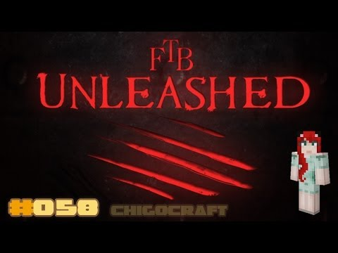 [FTB Unleashed] #058 Finde die Energy Bridge [Deutsch][HD]