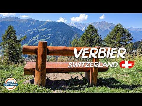 Summer Tour of Verbier Switzerland!