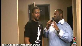 Interview with  DeRay Davis gone wrong