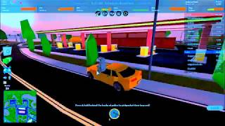 Yellow Cars On Roblox!