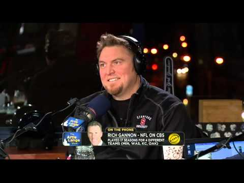 The Artie Lange Show - Rich Gannon (phone)
