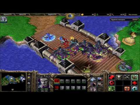 Warcraft III : Reign Of Chaos Cap 16 La caída de Silvermoon