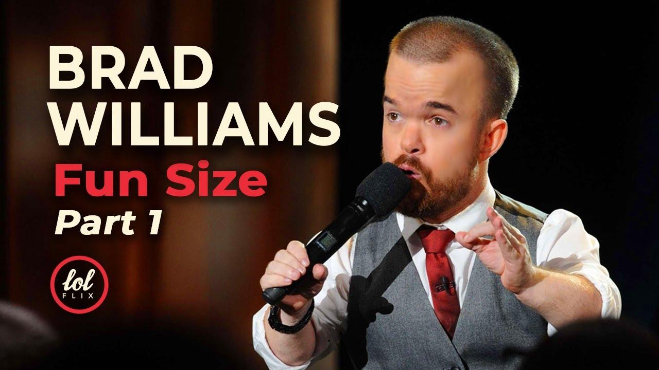Download Brad Williams Fun Size • Part 1  LOLflix