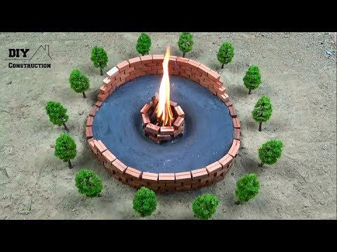 DIY Fire pit: Outdoor fire pit ideas