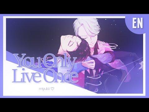 """Yuri!!! on Ice ED """"You Only Live Once"""" ; English Cover 【miyukii ♡】"""