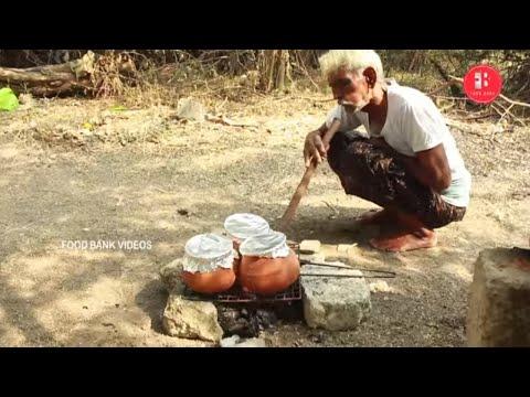 Sankranthi Special Pot Biryani by grandpa - Easy Chicken Biryani - Matka biryani - #foodinfo