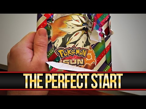 How to Have a Perfect Start in Pokemon Sun and Moon   Austin John Plays