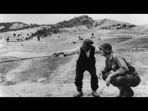 La guerra in Italia. Seconda guerra mondiale.