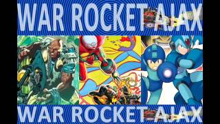 War Rocket Ajax Early Edition: Infinity Man And The Forever People, Astro City And Mega Man