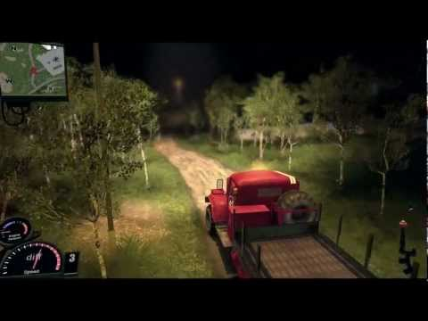 Spin Tires HD - Red Kraz Roaming.