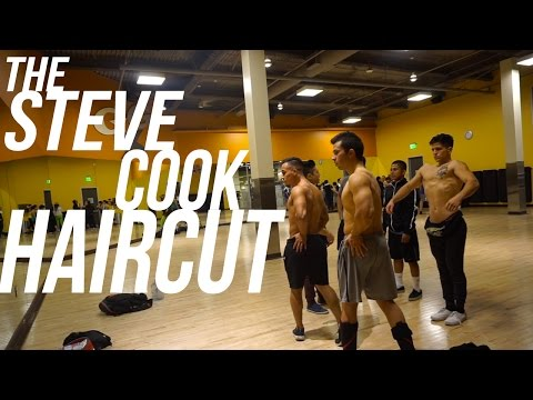 The Steve Cook Haircut | Road To 225 Club