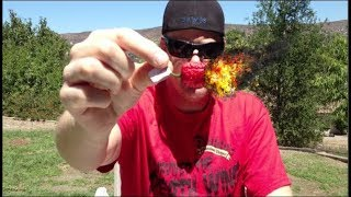 Carolina Reaper - Hottest Pepper In The Universe - Kills This Chilehead (or Does it?)