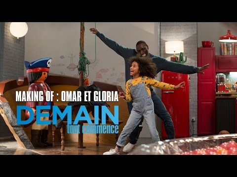 Demain tout commence - Making of : Gloria et Omar
