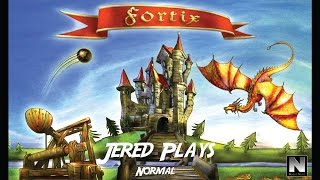 Jered Plays Fortix - Normal Difficulty Full Game Play-through - No Commentary