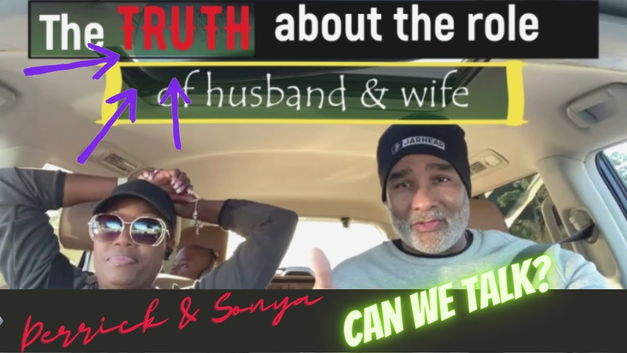 The Truth About the Role of Husband & Wife