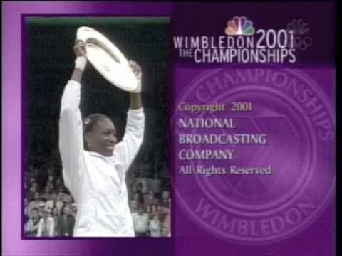 NBC Sports Wimbledon Theme 2001