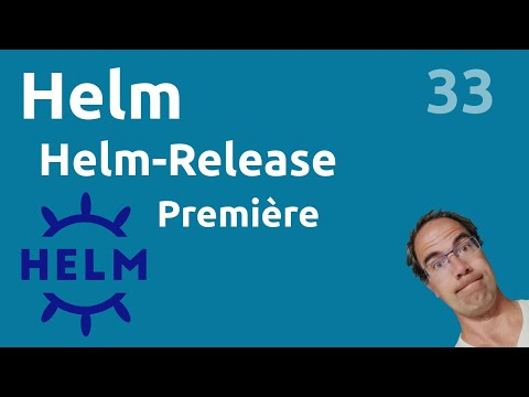 Première Helm-Release : HR + github - #Helm 33