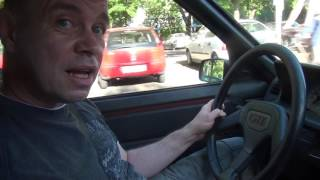 Meghajtottuk, aztán kigyulladt a Rulettkerék-Peugeot 205 GTI