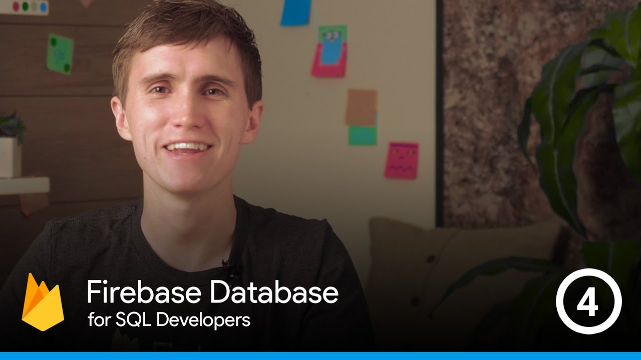 Common SQL Queries converted for the Firebase Database - The Firebase  Database For SQL Developers #4