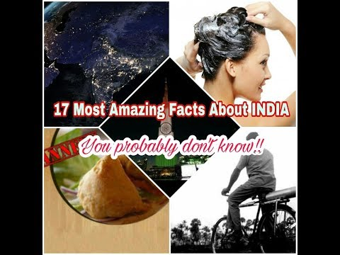 17 Amazing Sorted Facts About India That will Surely Blow Your Mind||