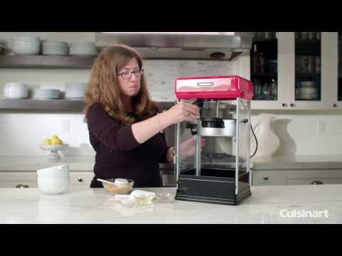 Classic-Style Popcorn Maker Demo (CPM-28)