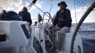 видео Как выжить одному в океане