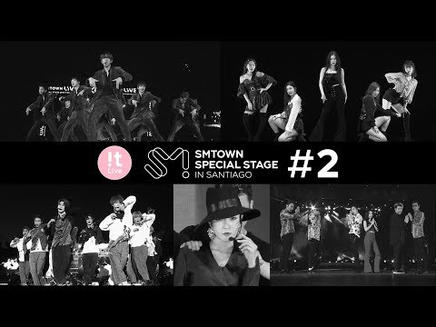 The behind the scenes of SMTOWN SPECIAL STAGE in SANTIAGO Ep2