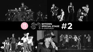 The behind the scenes of SMTOWN SPECIAL STAGE in SANTIAGO Ep.2