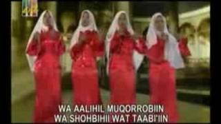 Wafiq Azizah-Shollallohu