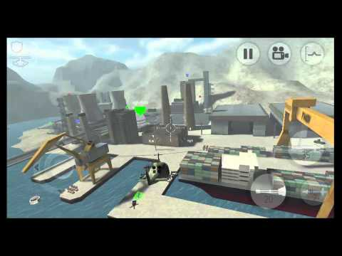 C.H.A.O.S HD Android Gameplay
