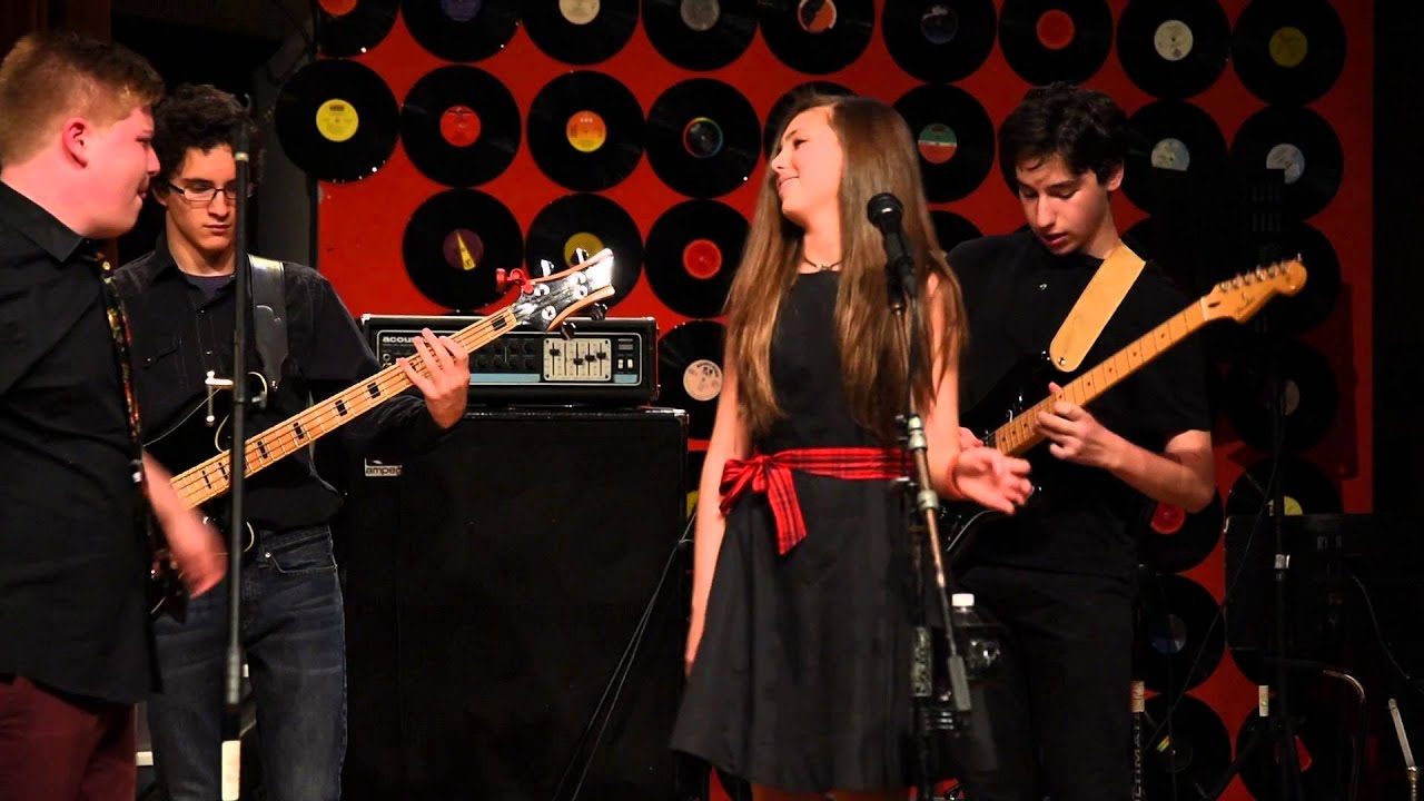 School of rock fairfield house band zomby woof first for House music bands