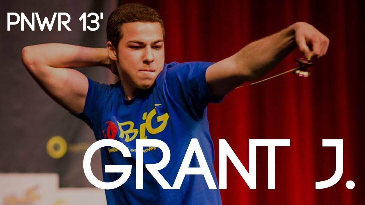 PNWR 2013: Grant Johnson 1A - YouTube