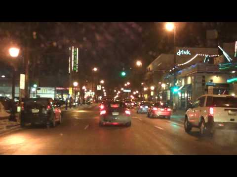 Lake Street & Hennepin Night Drive