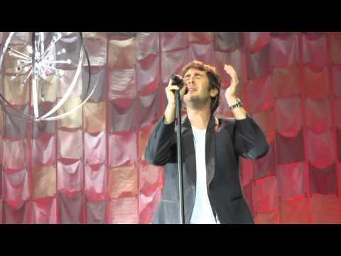 Josh Groban - Brave @ The O2 in London (14 June 2013)