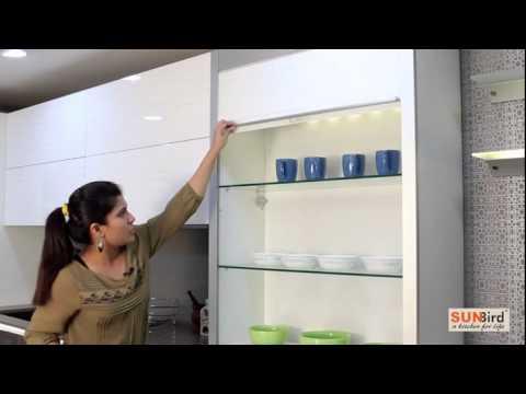 T Shaped Kitchen by Sunbird Kitchen