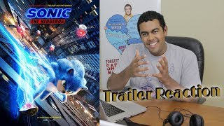 """Sonic the Hedgehog"" - Trailer Reaction"