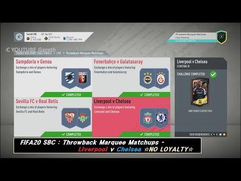 fifa20-sbc-:-throwback-marquee-matchups---liverpool-v-chelsea-☆no-loyalty☆