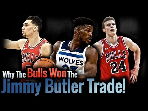 Why The Bulls Won The Jimmy Butler Trade!
