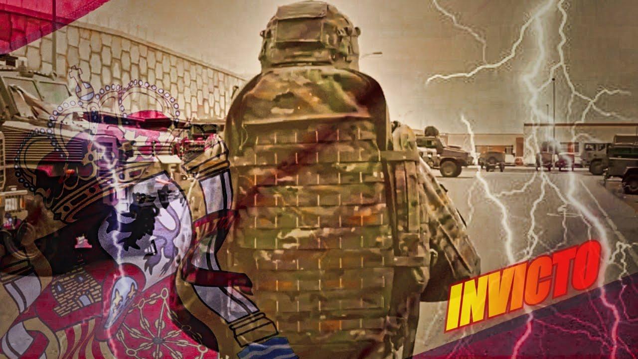 Ejército Español • INVICTO    Motivación Militar