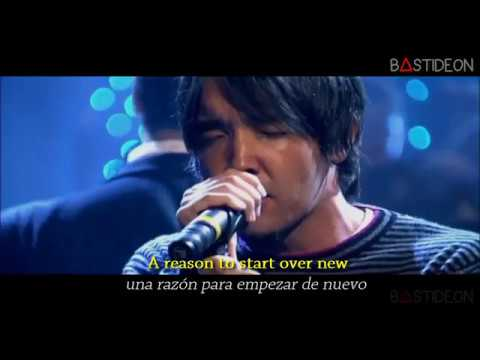 Hoobastank The Reason Sub Español Lyrics Youtube