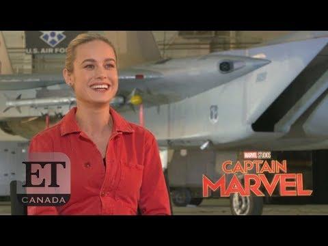 'Captain Marvel' Cast On The Film's Impact