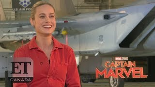 Baixar 'Captain Marvel' Cast On The Film's Impact