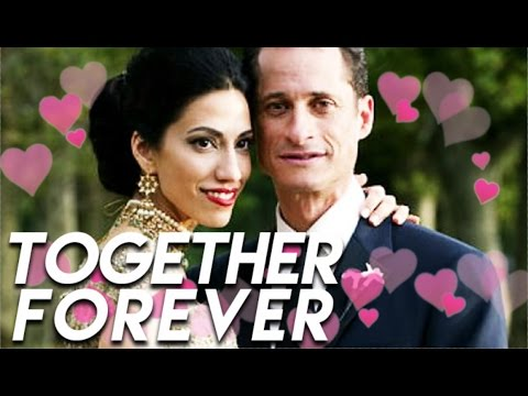 The Real Reason Why Anthony Weiner and Huma Abedin Are Staying Married