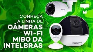 Conheça a linha de câmeras Wi-Fi Mibo da Intelbras - TecMundo