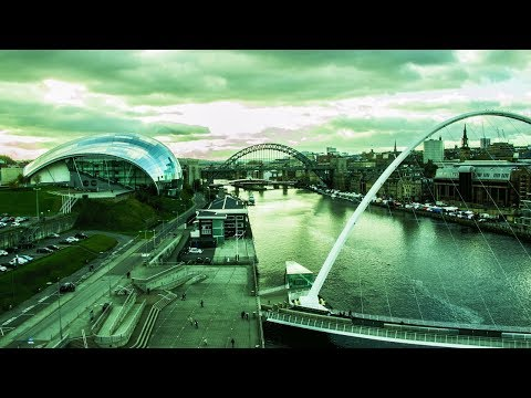 Newcastle-upon-Tyne a lovely Geordie city with a rich history - 3 nights